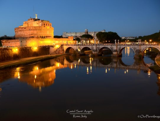 Castle Saint Angelo - Italy