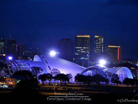 Port of Spain Performing Arts Center - Trinidad and Tobago