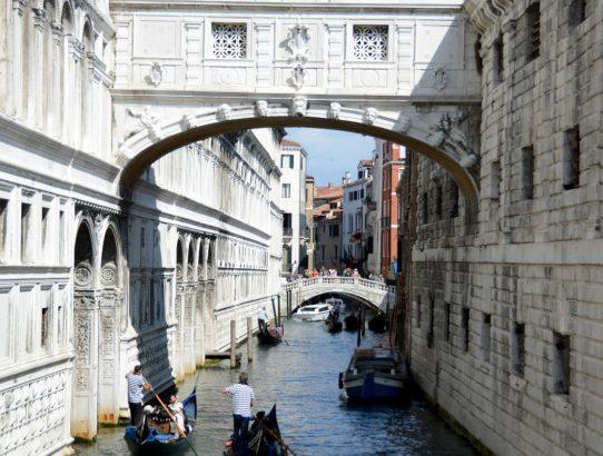 Bridge of Sighs - Italy