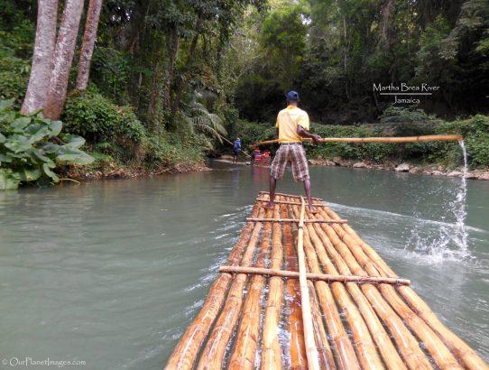 Martha Brea River - Jamaica
