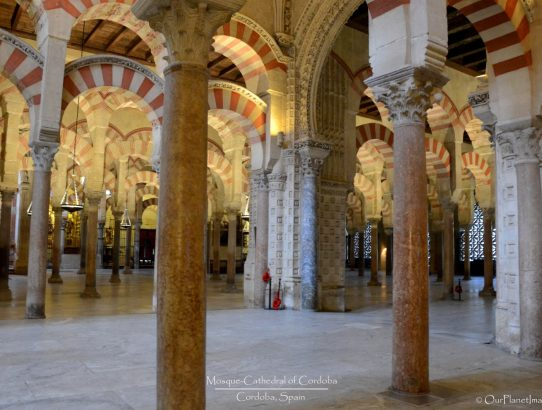 Mosque-Cathedral of Cordoba - Spain