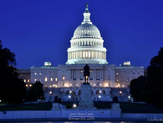 United States Capitol - Washington D.C.