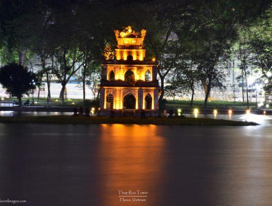 Thap Rua Tower - Vietnam