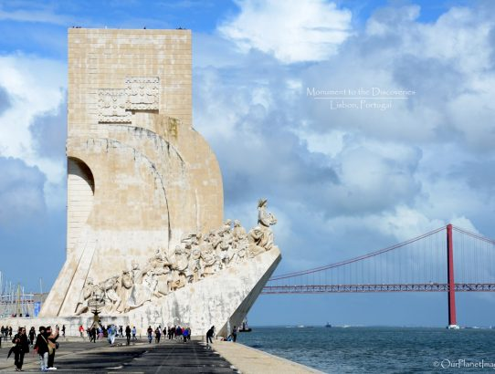 Monument to the Discoveries - Portugal