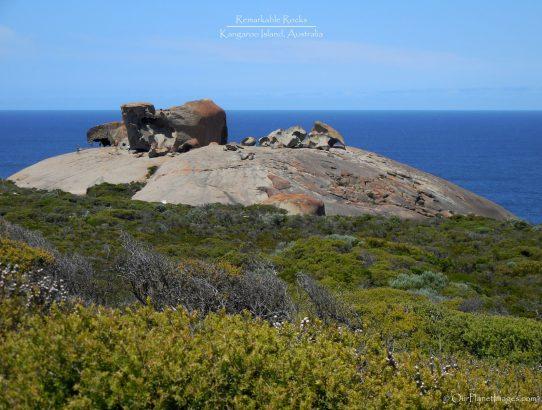 Remarkable Rocks - Australia