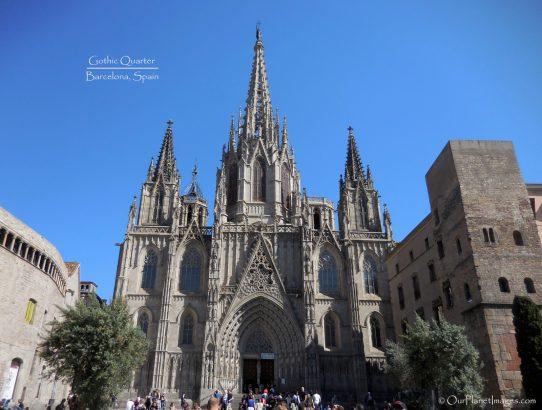 Gothic Quarter - Spain