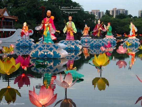 Lantern Festival - Singapore