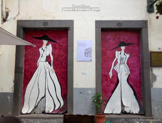 Painted Doors - Portugal