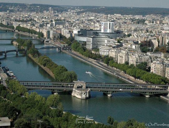 Seine River - France