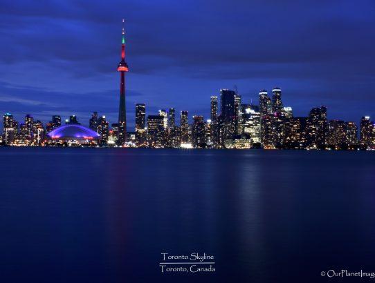 Toronto Skyline - Canada