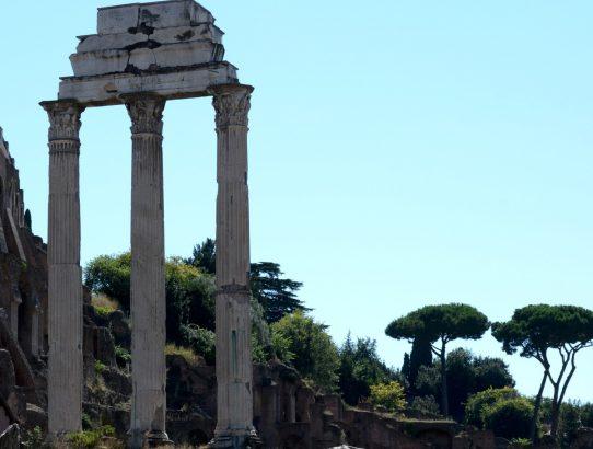 Roman Forum - Italy