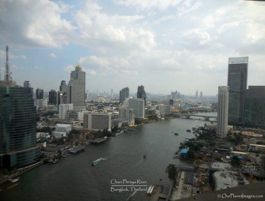 Chao Phraya River - Thailand