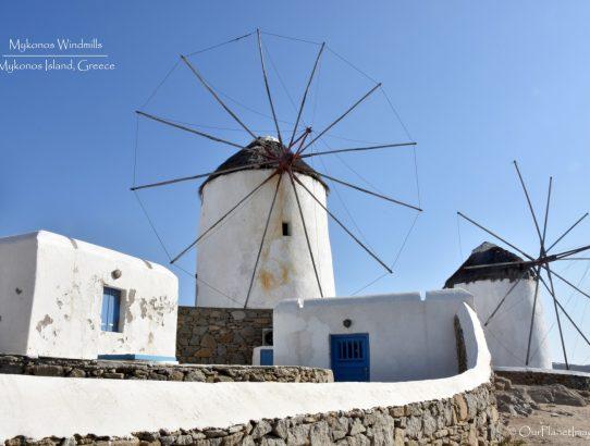 Mykonos Windmills - Greece