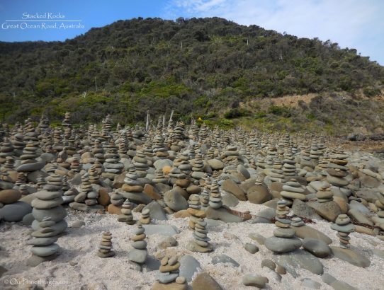 Stacked Rocks - Australia