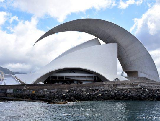Tenerife Auditorium - Spain