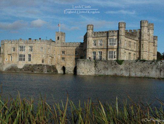 Leads Castle - United Kingdom