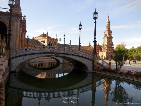 Plaza de Espana - Seville, Spain
