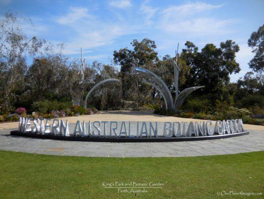 King's Park and Botanic Garden - Australia