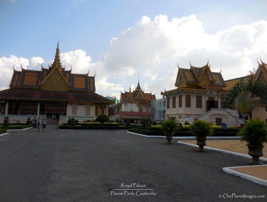 Phnom Penh Royal Palace - Cambodia