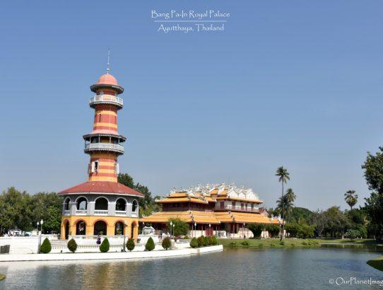 Bang Pa-In Royal Palace - Thailand