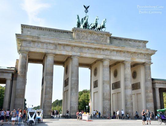 Brandenburg Gate - Germany