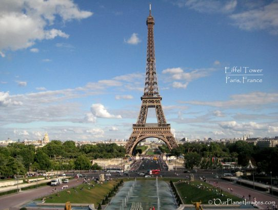 Eiffel Tower - France