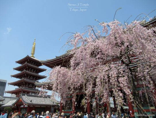 Senso-Ji Temple - Japan
