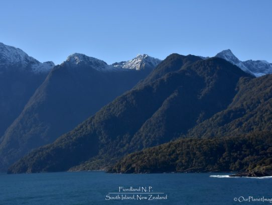 Fiordland National Park - New Zealand
