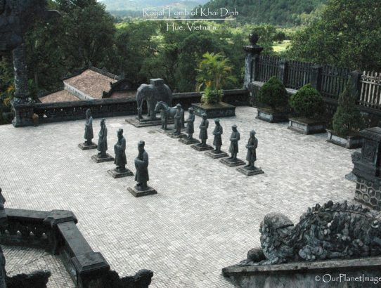 Royal Tomb of Khai Dinh - Vietnam