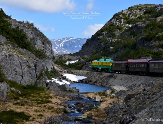 White Pass and Yukon Route Railway - Alaska and Yukon Territory