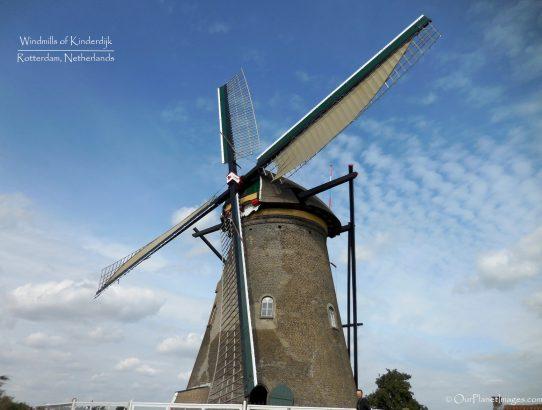 Windmills of Kinderdijk - Netherlands