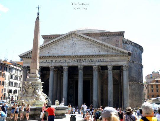 Pantheon - Italy