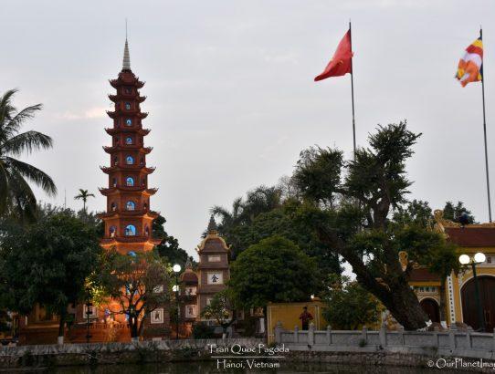 Tran Quoc Pagoda - Vietnam
