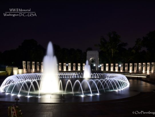 World War II Memorial - Washington D.C.