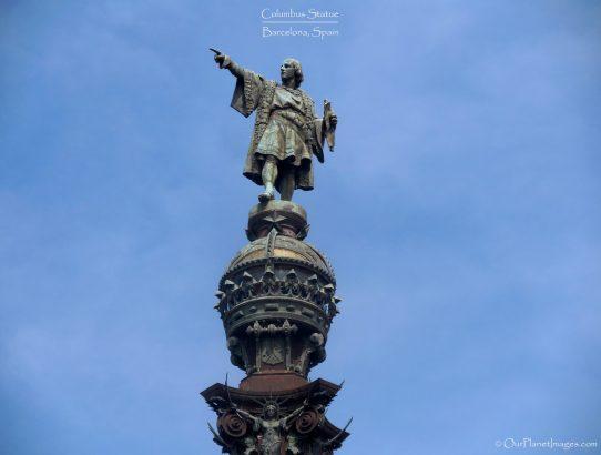 Columbus Monument - Spain