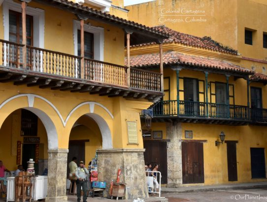 Colonial Cartagena - Columbia