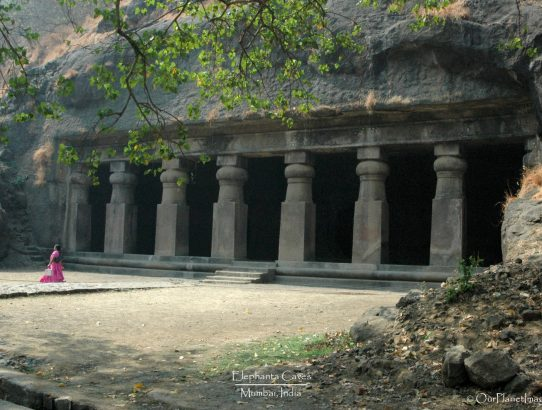Elephanta Caves - India