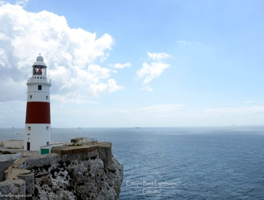 Europa Point Lighthouse - Gibraltar