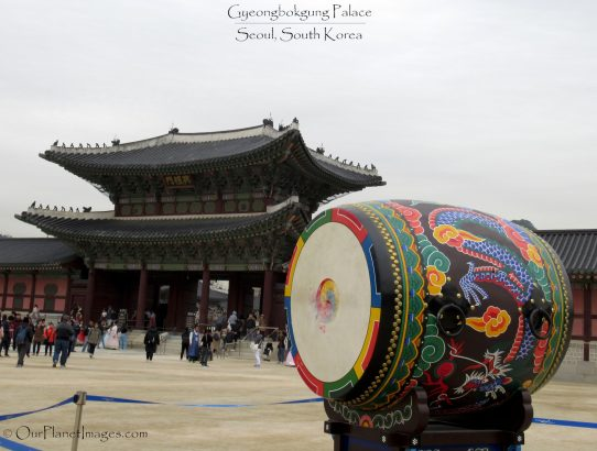 Gyeongbokgung Palace - South Korea