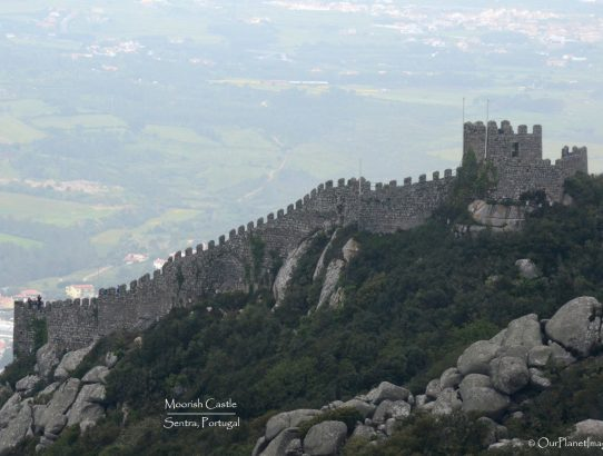 Moorish Castle - Portugal