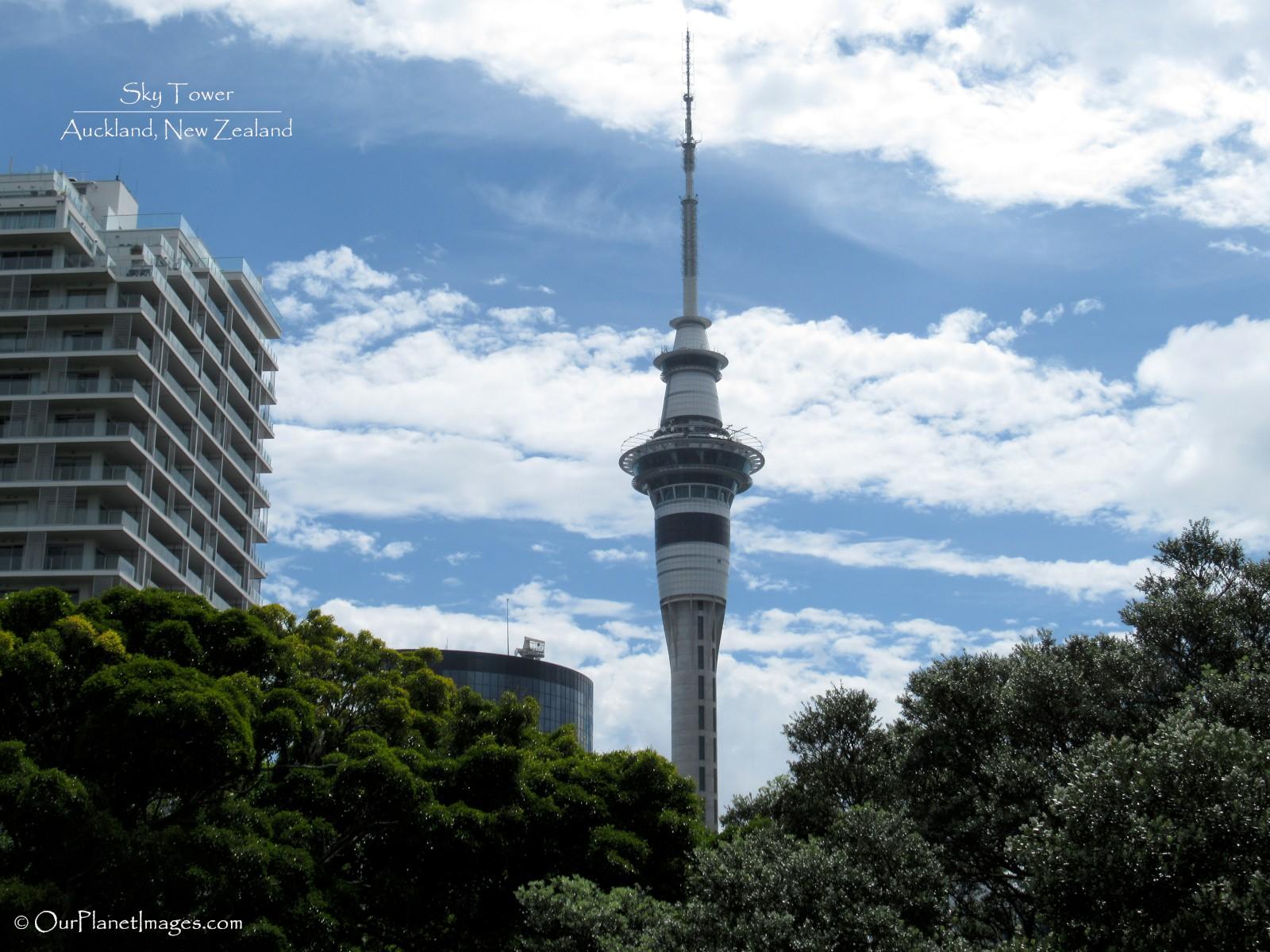 Sky Tower - New Zealand
