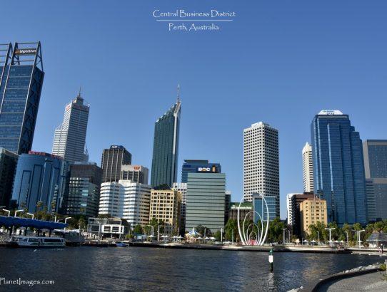 Perth CBD - Australia