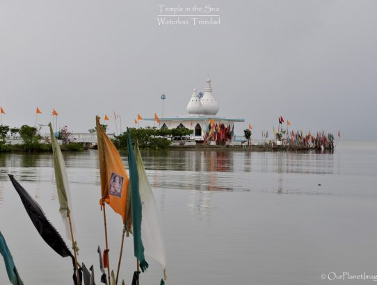 Temple in the Sea - Trinidad