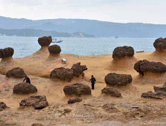 Yelhiu Geopark - Taiwan