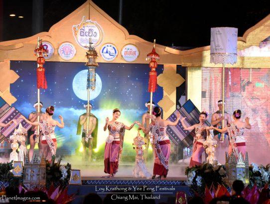 Chiang Mai Lantern Festival - Thailand