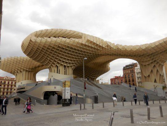 Metropol Parasol - Spain