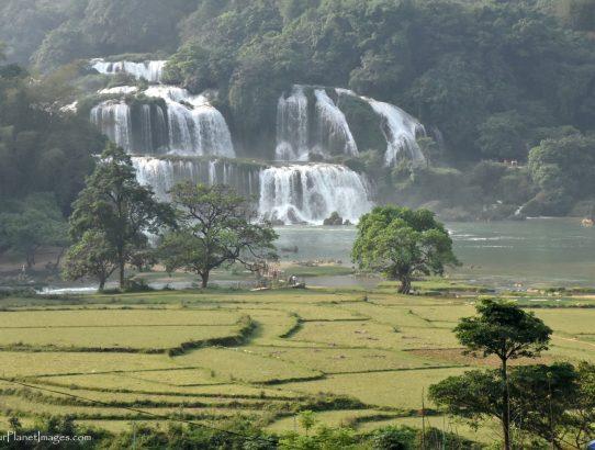 Ban Gioc Waterfalls - Vietnam