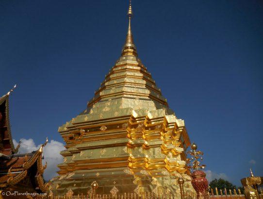 Wat Phrathat Doi Suthep - Thailand