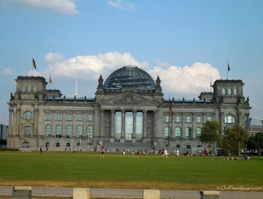 Reichstag Building and Dome - Germany