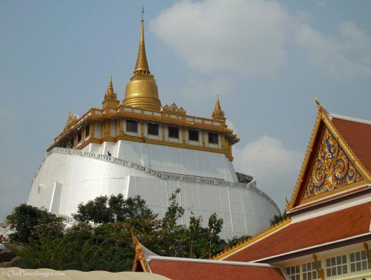 Wat Saket (Golden Mount) - Thailand